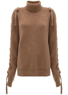 JW Anderson Wool Blend Knit Sweater