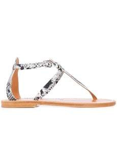 K. Jacques Buffon sandals