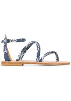 K. Jacques Epicure flat sandals