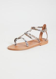 K. Jacques Antioche Sandals