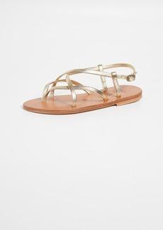 K. Jacques Beluet Wrap Sandals