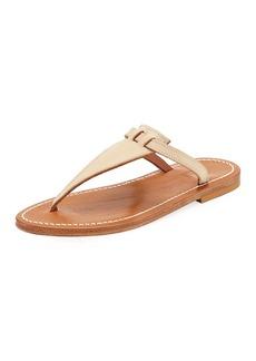 K. Jacques Columbia Slide Sandals