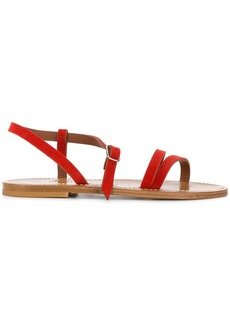 K. Jacques strappy slingback sandals