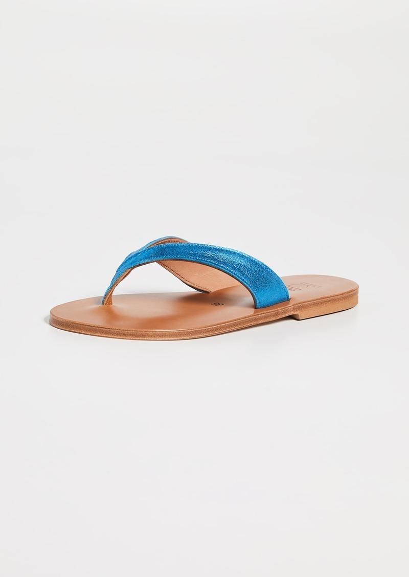 K. Jacques Ticlio Flip Flops