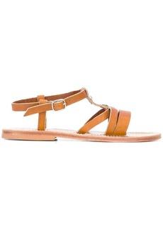 K. Jacques Marcia open toe sandals