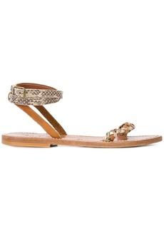 K. Jacques teddy sandals
