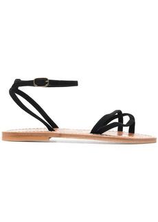 K. Jacques thin strap sandals