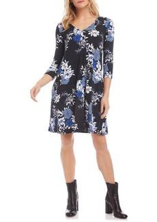 Karen Kane 3/4 Sleeve Tessa Dress
