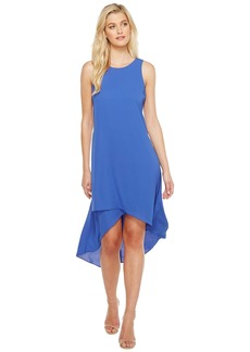 Karen Kane Asymmetric Hi Lo Dress