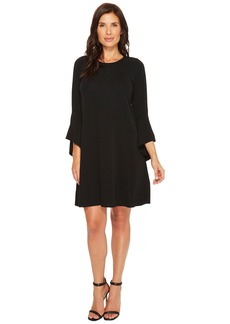 Karen Kane Bell Sleeve Swing Dress