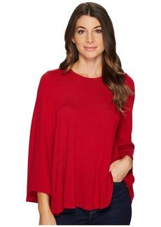Karen Kane Bell Sleeve Swing Sweter