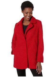 Karen Kane Boucle Coat