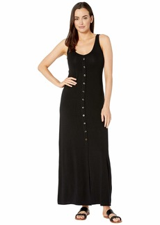 Karen Kane Button Up Alana Maxi Dress