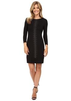 Karen Kane Embellished Sheath Dress