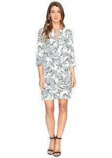 Karen Kane Floral Shift Dress
