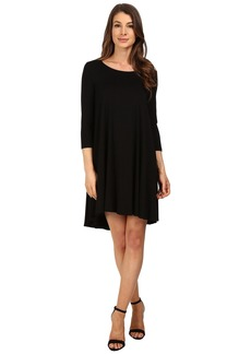 Karen Kane 3/4 Sleeve Maggie Trapeze Dress
