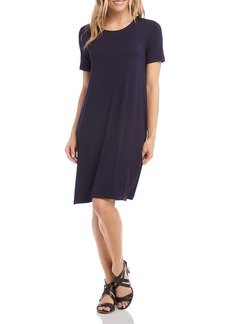 Karen Kane Abby Short-Sleeve Shift Dress
