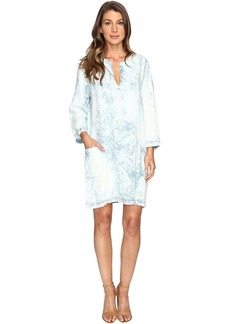 Karen Kane Acid Wash Shift Dress