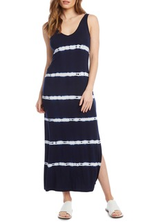 Karen Kane Alana Stripe Sleeveless Maxi Dress