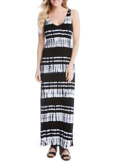 Karen Kane Alana Tie Dye Maxi Dress