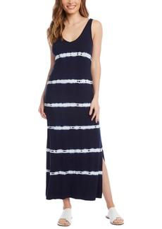 Karen Kane Alana Tie-Dyed Midi Dress