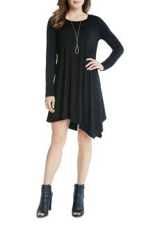 Karen Kane Asymmetric Ellie Swing Dress