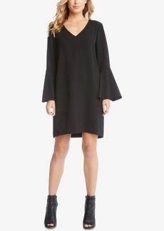 Karen Kane Bell Sleeve Dress