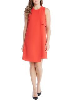 Karen Kane Asymmetrical Shift Dress