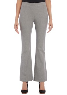 Karen Kane Avery Houndstooth-Check Bootcut Pants