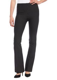 Karen Kane Avery Striped Bootcut Pants