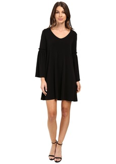Karen Kane Bell Sleeve Dress