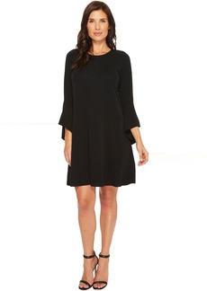 Karen Kane Bell Sleeve Swing Dress