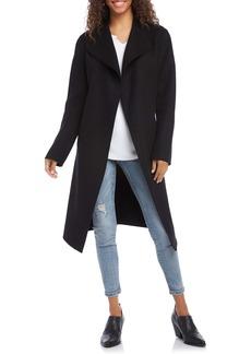 Karen Kane Belted Coat