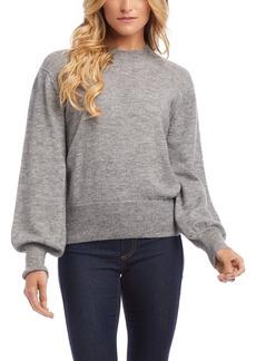 Karen Kane Blouson Sleeve Sweater