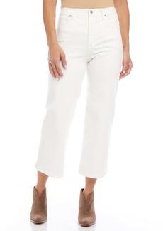 Karen Kane Brooklyn High Waist Crop Jeans