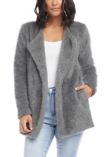 Karen Kane Brushed Sweater Jacket