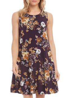 Karen Kane Chloe Floral-Print Tank Dress