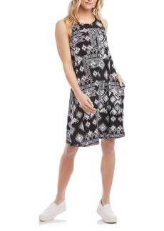 Karen Kane Chloe Geo Print Dress