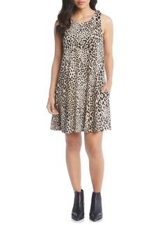 Karen Kane Chloe Leopard Print Dress