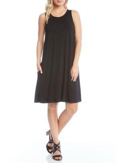 Karen Kane Chloe Swing Jersey Dress
