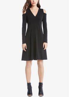 Karen Kane Cold-Shoulder Dress