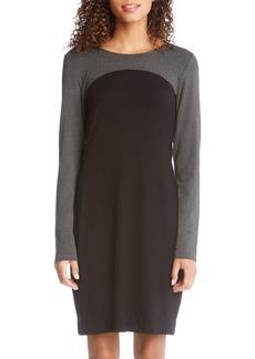 Karen Kane Colorblock Sheath Dress