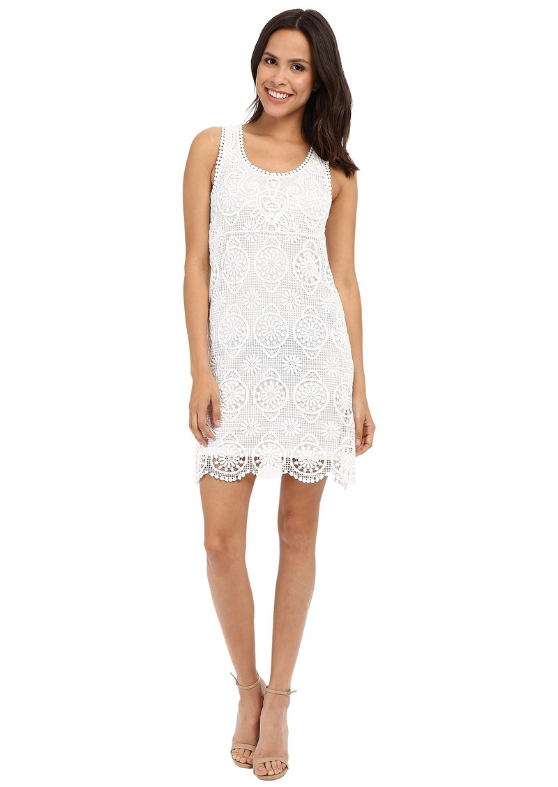Karen Kane Crochet Lace Dress