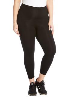 Karen Kane Crop Leggings (Plus Size)