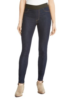 Karen Kane Dark Rinse Jeggings