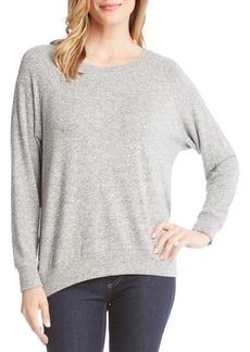 Karen Kane Embellished Heathered Sweater
