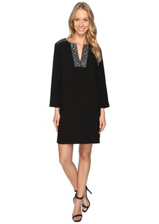 Karen Kane Embellished Shift Dress