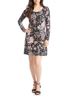 Karen Kane Erin Paisley Dress