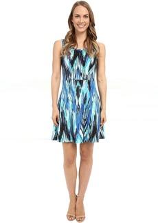 Karen Kane Fit and Flare Dress