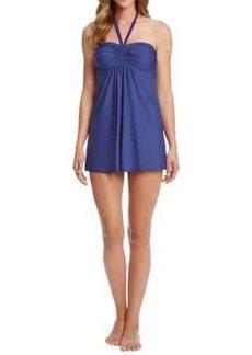 Karen Kane Florence Halter Swim Dress (For Women)